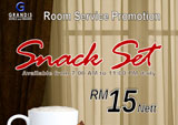 Grandis Hotels - F&B - Snack Set