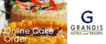 Grandis Hotel - Cake