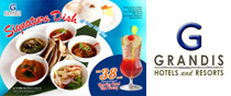 Grandis Hotel - F&B - Signature Dish