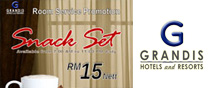 Grandis Hotel - F&B - Snack Set