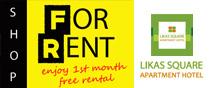 LKS - Shop For Rent